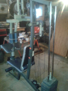 Impex Competitor Universal gym