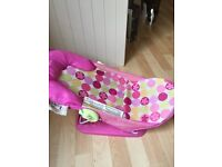 Summer Bath chair for new born baby