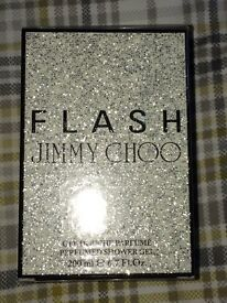 Jimmy Choo Flash Body Lotion 200ml - Brand New!