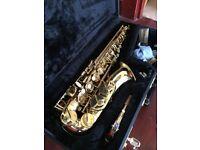 Trevor James Horn Alto Saxophone