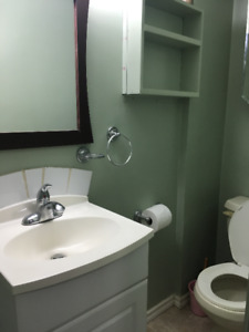 Bachelor Suite for Sublet near BCIT from May 1 to August 15