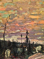 Tom Thomson limited edition print