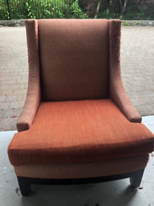 Two High Quality Arm Chairs