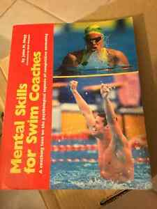 Book - Mental Skills for Swim Coaches