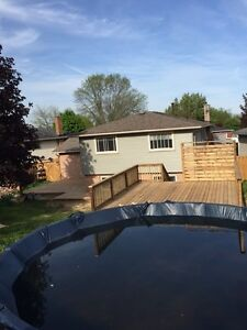 DECKING/FENCING by Bailey Contracting