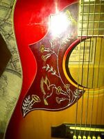 1976  Ibanez Concord Hummingbird Acoustic - Collectors Model 684