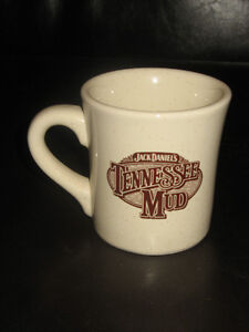 Jack Daniel's Tennessee Mud 8 Oz Coffee Mug