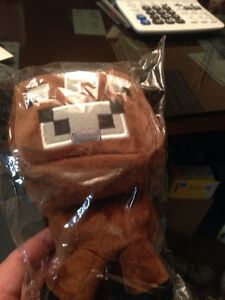 mine craft plushy Edmonton Edmonton Area image 3