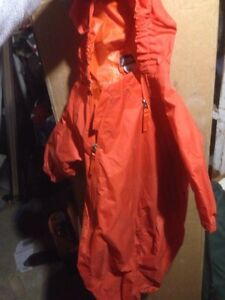 Impermeable coop mountain 18 mois
