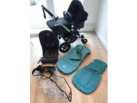 Bugaboo Chameleon 3 Travel System with Accessories
