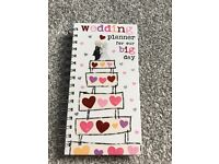Wedding planner note book