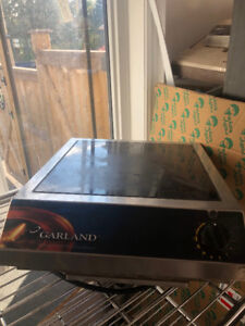 Garland Induction cooktop counter burner