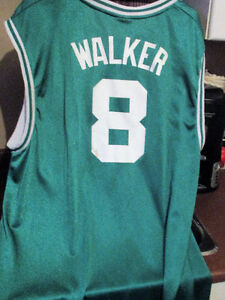 Walker #8 Celtic Jersey