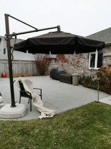 13' patio umbrella