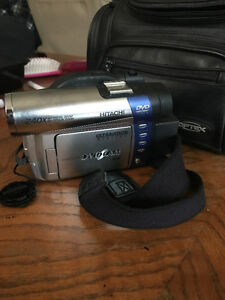 Hitachi DVD cam in excellent condition