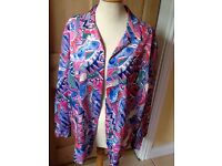 Long sleeve funky shirt home tailored 18
