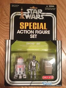 Star Wars Special Action Figure Set-Droid Set