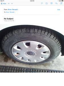 "WANTED:  V.W. HUBCAPS AS SHOWN - 16"" ( SET OF 4 )."
