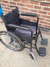 Delivered to you # Roma power assisted wheelchair