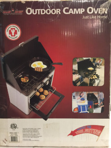 """NEW """"Camp Chef"""" Outdoor Camp Oven"""