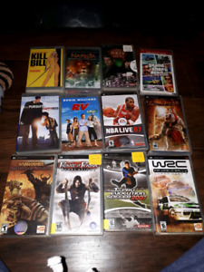 PSP and UMD videos only $3 each