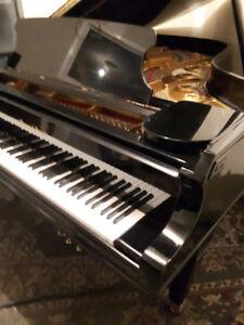 Piano Baby Grand , Mason Hamlin , Model A , Like New