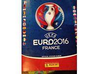 Euro 2016 Panini Stickers