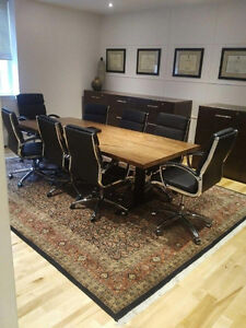 Beautiful Large Office Space for Rent in Law Office Downtown