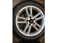 Mercedes c class alloy wheels vw t4