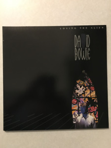 "DAVID BOWIE ""Loving The Alien"" Vinyl 12"" Single (1984)(Mint)"