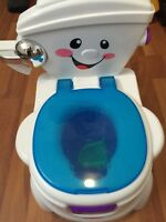 potty toilet never used 20$