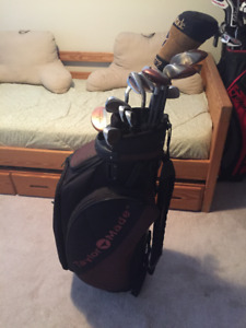TaylorMade Burner RH Golf Package
