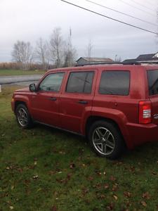 2009 Jeep Patriot north SUV, Crossover