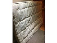 Free mattress and memory foam mattress topper