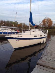 Tanzer 26 sailboat - 1976 - excellent condition - $8500