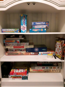 Lots of Games