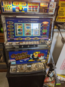 Slot machines repair near me