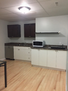 2 Rooms for rent in basement apartment - Timberlea