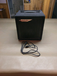 Great bass amp for sale