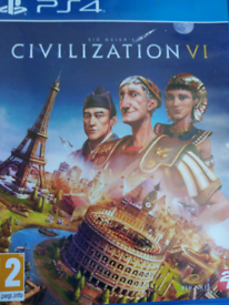 Civilization VI PS4 game