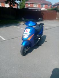 2007 Honda Scooter 100cc 5k miles