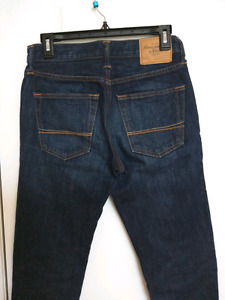 Abercrombie and Fitch denim jeans size 29 waist
