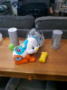 Vtech  shake and sounds learning pup