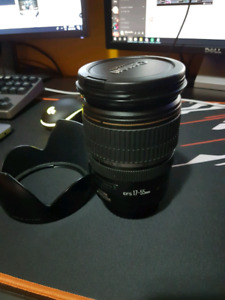 Selling Canon EF-S 17-55mm f/2.8 IS USM