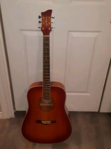 Jay Turser Acoustic Guitar $90