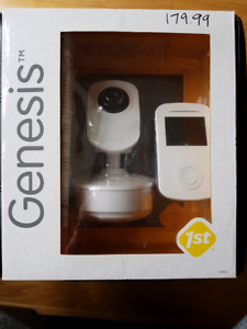 Safety 1st Genesis baby monitor
