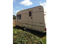 Bailey Pageant Magenta 2000 caravan excellent condition
