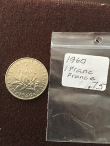 vintage coins and money