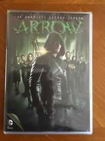 Arrow season 2. New/sealed DVD