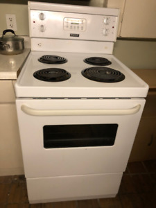 STOVE - ELECTRIC - FRIGIDAIRE
